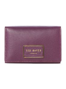 Callon purple card holder