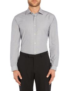 Ted Baker Licatch Polka Dot Slim Fit Formal Shirt