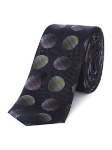 Ted Baker Moon Large Circle Tie