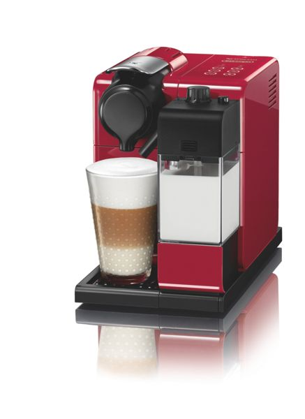 Delonghi Nespresso Lattissima Touch Red