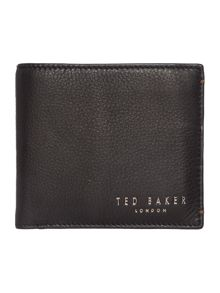 Ted Baker Contrast leather internal Bi-Fold Wallet