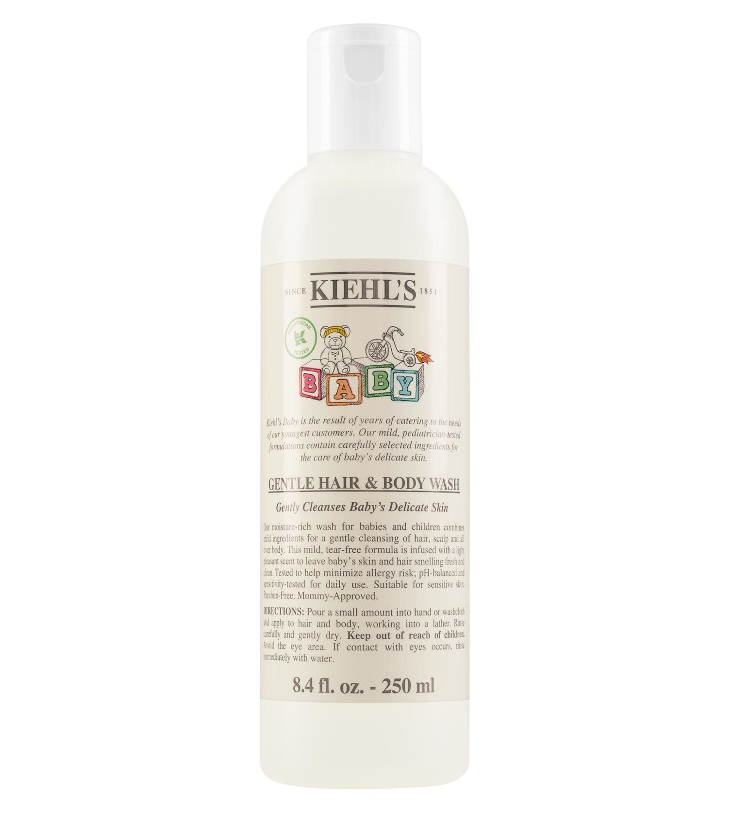 Kiehls Gentle Hair and Body Wash