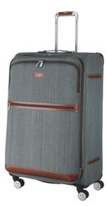 Falconwood 4 wheel large suitcase
