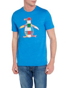 Madras Pete Crew Neck Regular Fit T-Shirt