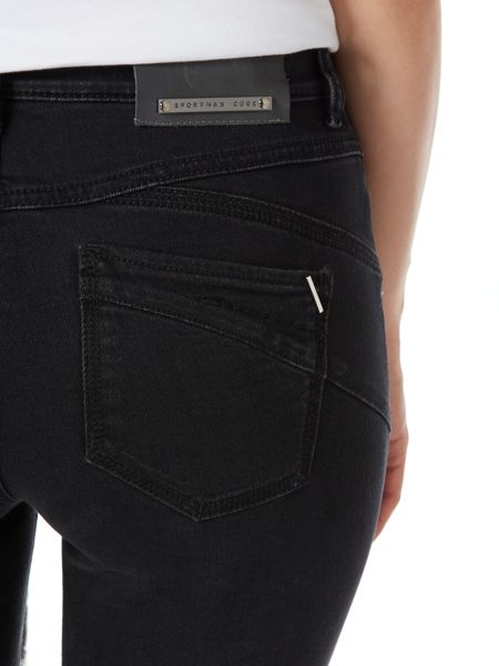 Sportmax Code Occhio high waisted skinny jeans