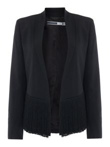 Malanca fringed jacket