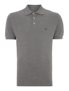 Logo Polo Slim Fit Polo Shirt