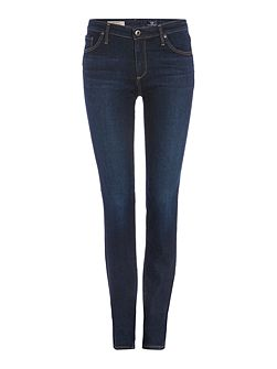 AG Jeans Harper mid rise straight jean in
