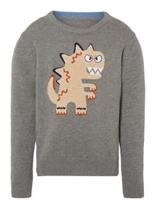 Boys Monster Jumper
