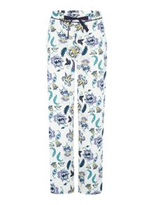 Dickins & Jones Bonne Nuit Printed Trouser