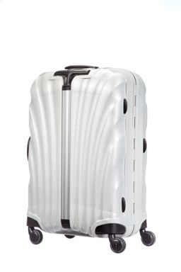 Samsonite Lite-Locked white 4 wheel luggage range