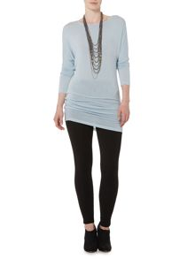 Gray & Willow Sia Jersey Tunic Dress