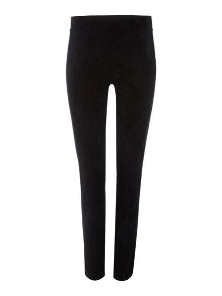 Episode Faux suede front legging