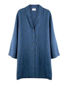 East Linen Duster Coat