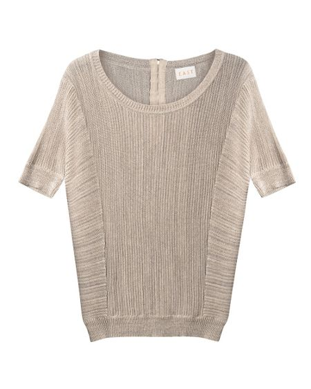 East Ladder Stitch Jumper