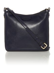 Maya navy cross body bag