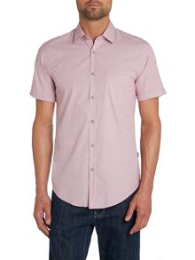 Hugo Boss Rylan Slim Fit Short Sleve Shirt