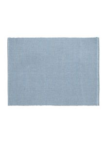 Blue canterbury placemat set of 2