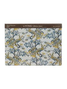 Living by Christiane Lemieux Plume placemat set of 4