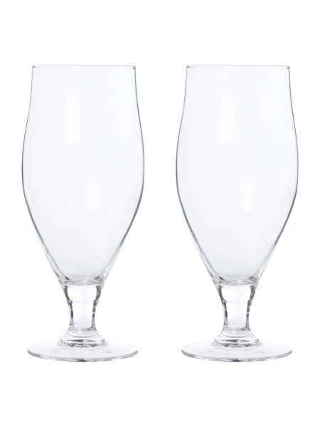 Linea Set of 2 lager glasses