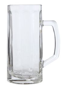 Linea Set of 2 beer handled mug