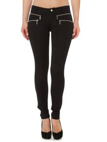 Michael Kors Rocker zip jeans
