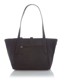 Cate black small shoulder bag