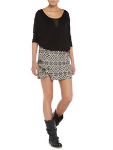 Label Lab Tribal skirt