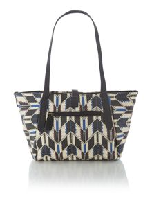 Cate multi-coloured small shoulder bag