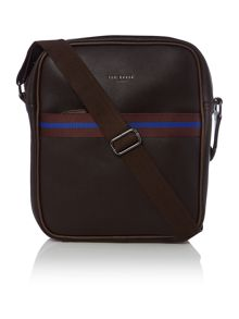 Ted Baker Striped Flight Bag