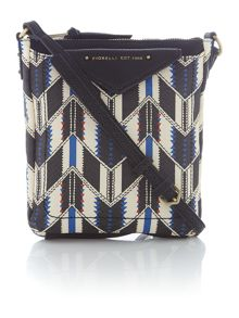 Coby multi-coloured crossbody bag