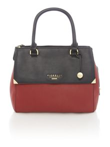 Mia small cross body tote bag