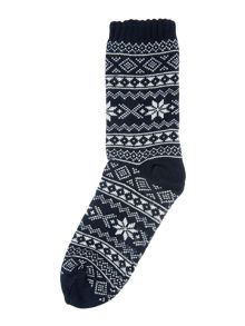 Howick Slipper Sock