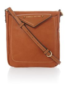 Coby tan crossbody bag