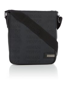 Armani Collezioni Synthetic Messenger Bag