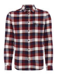 Clifton Long Sleeved Check Shirt