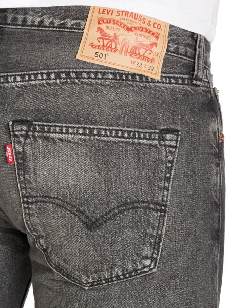 Levi's 501® Original Fit Urban Grey Jean
