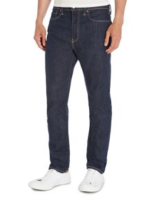 522 Slim Fit Tapered Dark Wash  Jeans