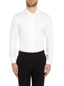 Armani Collezioni Cotton Stretch Slim Fit Shirt