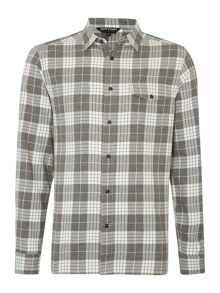 Bayfield Long Sleeve Check Shirt