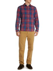 Army & Navy Fairfield Check Long Sleeve Shirt
