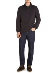 Army & Navy Jones Quilted Jersey Jumper