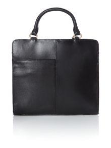 Clerkenwell black cross body bag