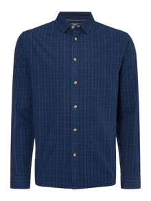 Linea Long Sleeve Check Shirt