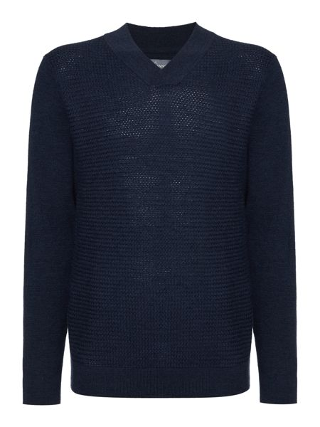 Linea Marshall Shawl Neck Jumper