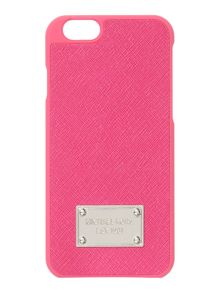 Pink iphone 6 cover