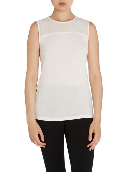 Lauren Ralph Lauren Leaint sleeveless top