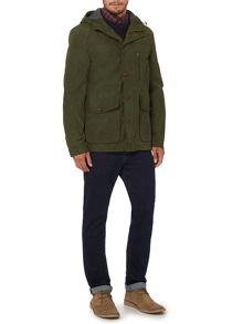 Criminal Ollie Mid Weight Parka Coat
