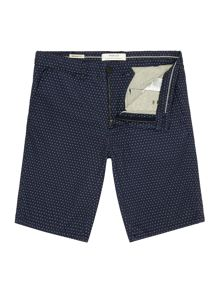 Jack & Jones Polka Dot Cargo Shorts