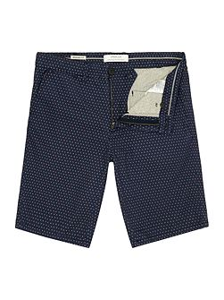 Men's Jack & Jones Polka Dot Cargo Shorts